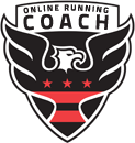 Online Running Coach Logo